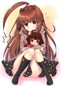 Rating: Safe Score: 27 Tags: chibi kantai_collection kuma_(kancolle) yukina_(black0312) User: hiroimo2