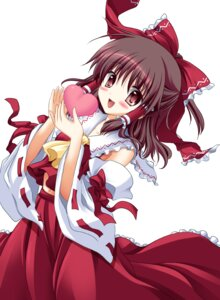 Rating: Safe Score: 18 Tags: hakurei_reimu touhou wata User: aoie_emesai