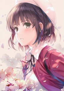Rating: Safe Score: 103 Tags: dress katou_megumi misaki_kurehito saenai_heroine_no_sodatekata saenai_heroine_no_sodatekata_fine sweater User: Ixylophone