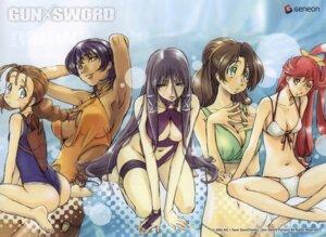 Rating: Safe Score: 19 Tags: bikini carmen_99 cleavage fasalina gun_x_sword kimura_takahiro priscilla ricca swimsuits wendy_garret yukiko_steavens User: Radioactive