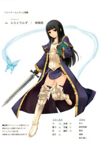 Rating: Safe Score: 28 Tags: armor coffee-kizoku fire_emblem fire_emblem_kakusei my_unit royal_mountain sword thighhighs User: Hatsukoi