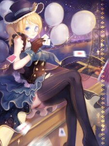 Rating: Safe Score: 26 Tags: ayase_eli love_live! maccha_(mochancc) megane pantsu thighhighs User: Mr_GT