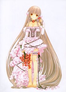 Rating: Safe Score: 22 Tags: chii chobits clamp User: Aurelia