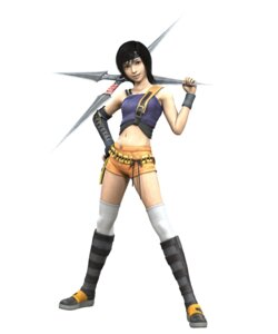 Rating: Safe Score: 15 Tags: cg dirge_of_cerberus final_fantasy final_fantasy_vii yuffie_kisaragi User: Radioactive