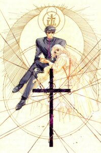 Rating: Safe Score: 2 Tags: clamp monou_fuuma monou_kotori x User: Share