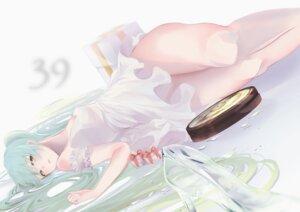 Rating: Questionable Score: 24 Tags: akito_(d30n26) dress hatsune_miku heels summer_dress vocaloid User: Dreista