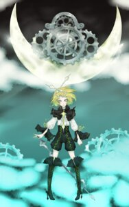Rating: Safe Score: 2 Tags: kagamine_rin kiyoi vocaloid User: charunetra