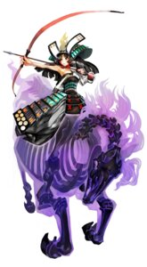 Rating: Safe Score: 18 Tags: oboro_muramasa shigatake torahime User: charly_rozen
