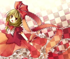 Rating: Safe Score: 10 Tags: amene_kurumi dress kagiyama_hina touhou User: Radioactive