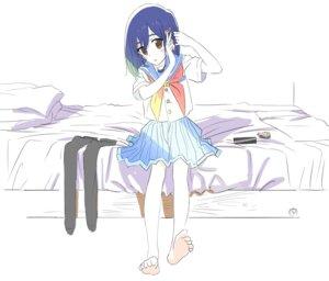Rating: Safe Score: 35 Tags: feet flip_flappers kokomine_cocona oshiyama_kiyotaka seifuku User: saemonnokami