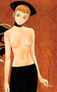 Rating: Questionable Score: 19 Tags: nipples range_murata topless User: Radioactive