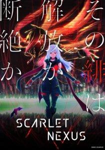 Rating: Safe Score: 12 Tags: kasane_randall scarlet_nexus tagme User: kurosaki225