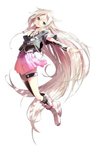 Rating: Safe Score: 93 Tags: akasaka_aka ia_(vocaloid) thighhighs vocaloid User: Erikan