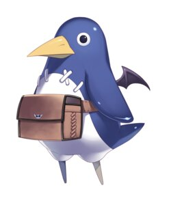 Rating: Safe Score: 13 Tags: cross_edge disgaea penguin prinny wings User: Radioactive