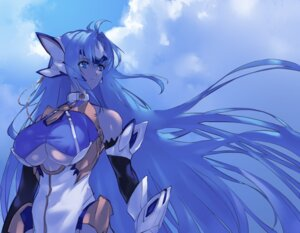 Rating: Safe Score: 23 Tags: armor kos-mos leotard negresco xenosaga User: Radioactive