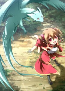 Rating: Safe Score: 33 Tags: pina silica sword_art_online tsuda_akira User: 椎名深夏