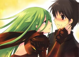 Rating: Safe Score: 5 Tags: ito_noizi pheles sakai_yuuji scanning_resolution screening shakugan_no_shana User: 月无名