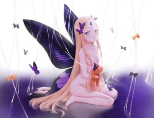 Rating: Questionable Score: 23 Tags: abigail_williams_(fate/grand_order) fate/grand_order heterochromia maki_(pixiv9288678) naked wings User: BattlequeenYume