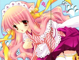 Rating: Safe Score: 29 Tags: animal_ears fixme gap lolita_fashion louise nekomimi shigunyan thighhighs wa_lolita zero_no_tsukaima User: midzki