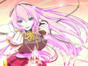 Rating: Safe Score: 12 Tags: haru_aki megurine_luka vocaloid User: CC