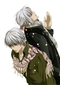 Rating: Safe Score: 5 Tags: kiryuu_ichiru kiryuu_zero male nishida_asako vampire_knight User: Share