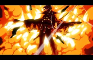 Rating: Safe Score: 14 Tags: kamina male tengen_toppa_gurren_lagann yumiya User: Jamble