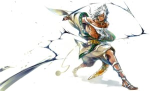 Rating: Safe Score: 5 Tags: garasu magi_the_labyrinth_of_magic male sharrkan sword User: charunetra