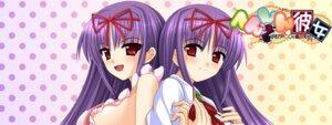 Rating: Questionable Score: 7 Tags: esuesu henshin_kanojo misaki_haruka naked_apron seifuku User: fairyren