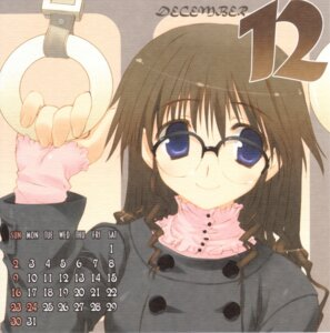 Rating: Safe Score: 4 Tags: amaduyu_tatsuki calendar megane User: Radioactive