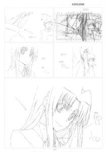 Rating: Safe Score: 3 Tags: kawashima_ami monochrome sketch takasu_ryuuji toradora! User: superogira
