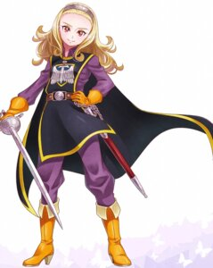Rating: Safe Score: 7 Tags: anlucea dragon_quest_x heels sword yupiteru User: cosmic+T5