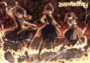 Rating: Safe Score: 16 Tags: babymetal dress kazeno kikuchi_moa mizuno_yui nakamoto_suzuka pantyhose User: charunetra