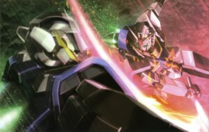 Rating: Safe Score: 8 Tags: 0_gundam gundam gundam_00 gundam_exia mecha sword User: solidvanz