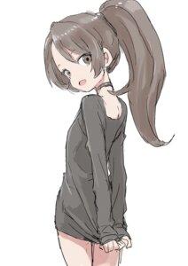 Rating: Safe Score: 20 Tags: sketch sweater tagme yamamoto_souichirou User: Spidey