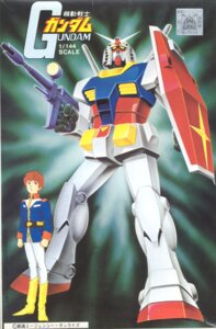 Rating: Safe Score: 8 Tags: amuro_ray cropme gun gundam male mecha mobile_suit_gundam rx-78-2_gundam uniform User: Radioactive