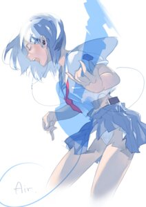 Rating: Questionable Score: 15 Tags: guitar headphones pantsu risa_hibiki seifuku User: Radioactive