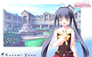 Rating: Safe Score: 12 Tags: hook rakko seifuku sugirly_wish wallpaper yusa_kurumi User: SubaruSumeragi