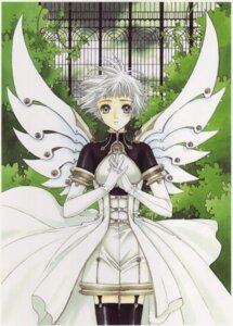 Rating: Safe Score: 6 Tags: clamp clover suu_(clover) User: Share