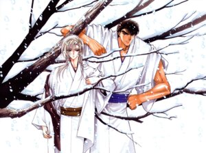 Rating: Safe Score: 3 Tags: clamp kusanagi_shiyu kuzuki_kakyou male x User: Share