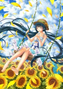 Rating: Safe Score: 19 Tags: dress kasugaya summer_dress User: Schezza