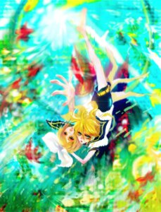 Rating: Safe Score: 4 Tags: camayu kagamine_len kagamine_rin vocaloid User: charunetra
