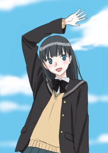 Rating: Safe Score: 11 Tags: amagami ayatsuji_tsukasa gouda_hiroaki seifuku sweater User: saemonnokami