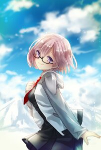 Rating: Safe Score: 24 Tags: fate/grand_order mash_kyrielight megane yumeichigo_alice User: charunetra