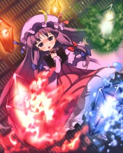 Rating: Safe Score: 13 Tags: moriki_takeshi patchouli_knowledge touhou User: Radioactive