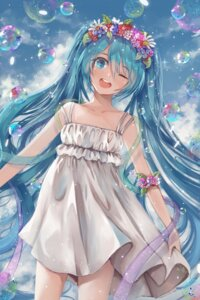 Rating: Safe Score: 42 Tags: dress hatsune_miku vocaloid z_z User: Mr_GT