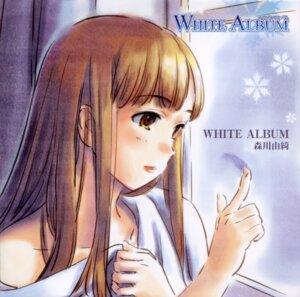 Rating: Safe Score: 3 Tags: disc_cover morikawa_yuki white_album User: airsakura