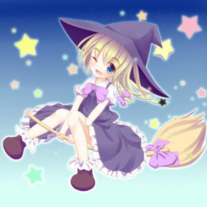 Rating: Safe Score: 8 Tags: choko_(mixberry_parfait) kirisame_marisa touhou witch User: 椎名深夏