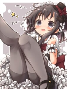 Rating: Safe Score: 33 Tags: dress gothic_lolita kantai_collection kisa lolita_fashion pantyhose tokitsukaze_(kancolle) User: Mr_GT