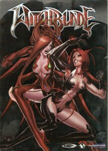 Rating: Questionable Score: 12 Tags: amaha_masane disc_cover nora screening witchblade User: Davison