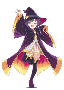Rating: Safe Score: 21 Tags: engage_princess heels kanzaki_hiro thighhighs witch User: saemonnokami